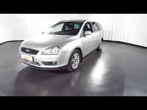 Ford FOCUS 1.6 100 Ghia Wagon A ***LÖYTÖPIHA***, Farmari, Automaatti, Bensiini, ERG-522