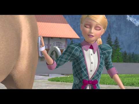 Barbie és húgai: A lovas kaland online