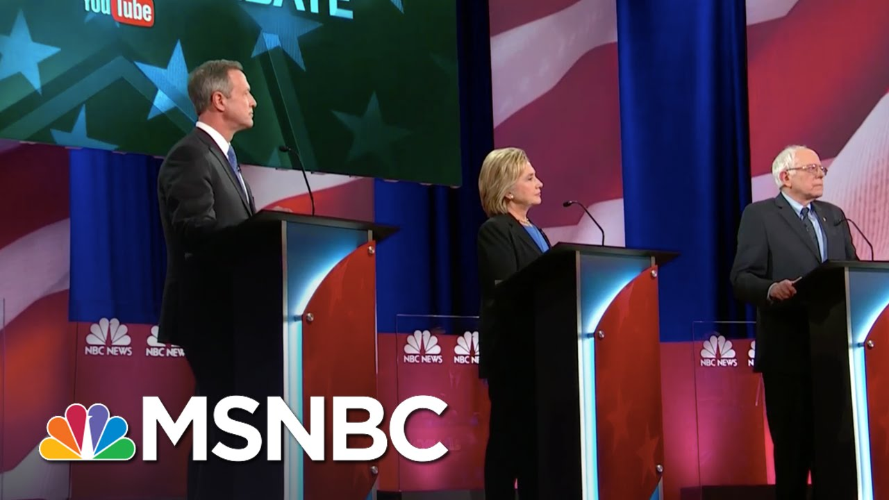 Candidates Differ On How To Deal With Syria | MSNBC thumbnail