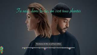 Ça va, ça vient - Vitaa /Slimane (Lyrics with English Subtitles) Clean Sound