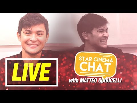 LIVE | Star Cinema Chat with Matteo Guidicelli | 'Single Single The Movie'