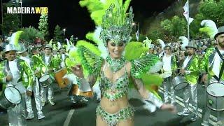 Desfile de Carnaval en Madeira 2020