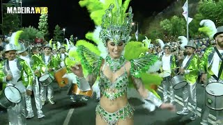 Cortejo de Carnaval na Madeira 2020