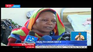 KTN Prime: 146 patients and 30 newborns stranded in the Coast General Hospital in strike stalemate