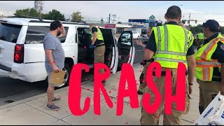 CAR ACCIDENT AND NANNY HACKS