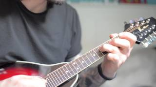 Cold Frosty Morning, Guitar And Mandolin (Slow)