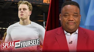 Joe Burrow should refuse to sign with Cincinnati Bengals — Jason Whitlock | NFL | SPEAK FOR YOURSELF
