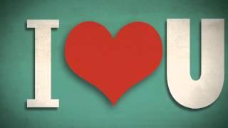 Bad Paris feat. Mimoza - I HEART YOU (Official Lyrics Video)