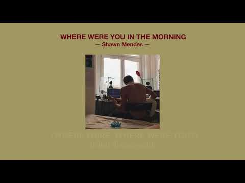 [THAISUB] WHERE WERE YOU IN THE MORNING - Shawn Mendes