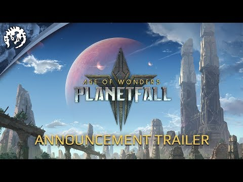 Age of Wonders: Planetfall - Announcement trailer thumbnail