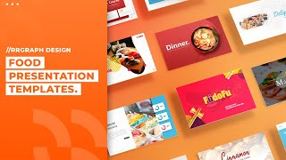 Food Presentation Template Collection, Super Tasty 🤤