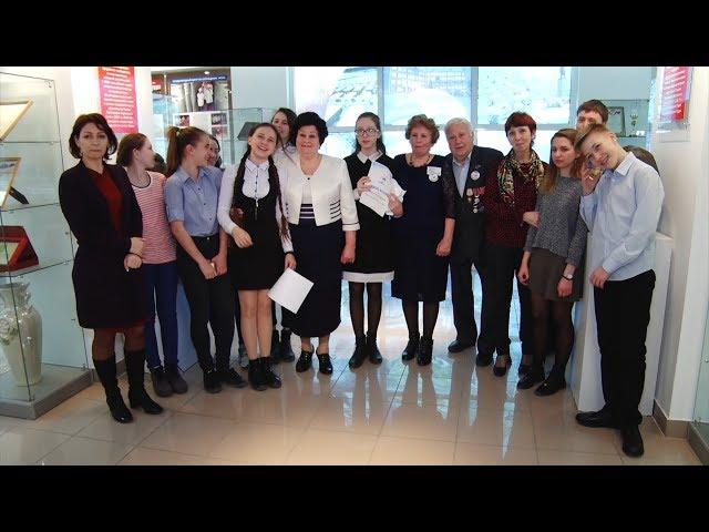 Школьники сделали фильмы о первостроителях Ангарска