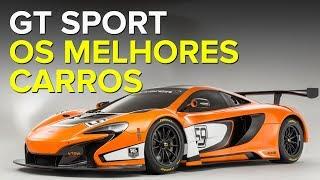 OS MELHORES CARROS EM GT SPORT