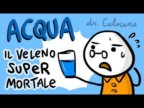 Acqua, il veleno più potente del mondo - Dr. Culocane