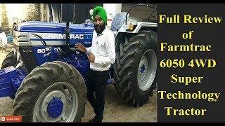 Farmtrac 6050 Tractor - Free video search site - Findclip Net