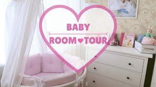 Уголок для малышки / Baby room tour