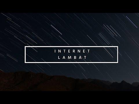 Video Kenapa Internet Lambat? kenapa internet lemot?