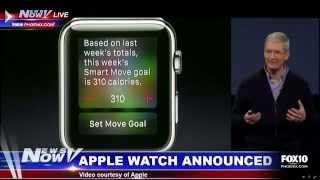 FNN: Apple Watch Announcement, Okla. Frat's Racist Video,  Worldwide Solar Flight