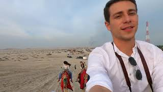 preview picture of video 'What to do in Doha Safari Desert Sealine'