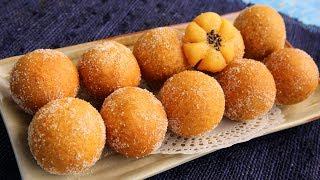 Korean chapssal doughnuts (Sweet