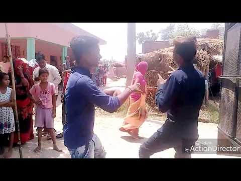 New Bhojpuri Song Ae Jaan Tu Badal Gailu by nitin king dance