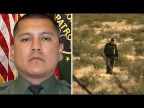 Search intensifies for Border Patrol agent's killer