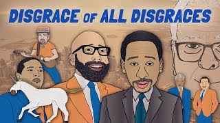 Disgrace of All Disgraces - A Disgrace of the Highest Order 9 - New York Knicks