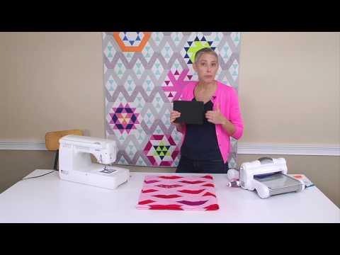 SNEAK PEEK! Sizzix Quilting: Varied Triangles with Victoria Findlay Wolfe