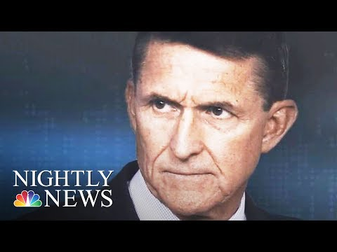 General Michael Flynn Invokes Fifth Amendment, May Have Misled About Russia Trip | NBC Nightly News