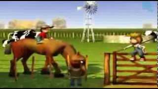 canciones infantiles la granja y sus amigos (•?•)