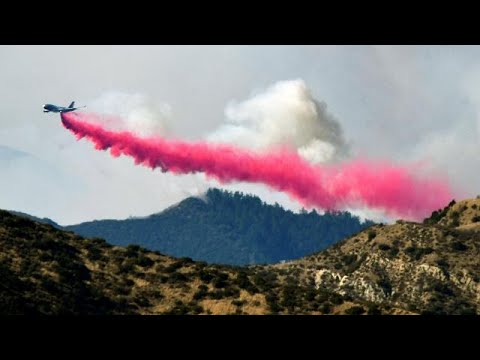 Milder weather eases fight against California wildfires