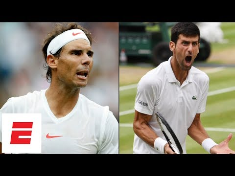 Wimbledon 2018 Highlights: Novak Djokovic beats Rafael Nadal in epic 2-day semifinal   ESPN
