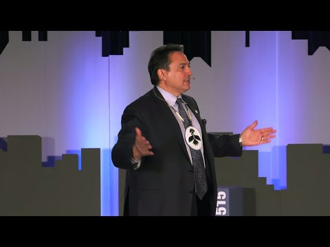 Driving change for the future of Indigenous peoples | National Chief Perry Bellegarde