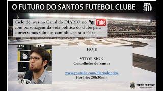 Live: Santos precisa representar o sentimento do torcedor