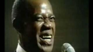 Джаз, Луис Армстронг - Как прекрасен этот мир