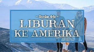 Liburan Artis - Deretan Artis yang Liburan Tahun Baru ke Amerika, Chelsea Olivia hingga Syahrini