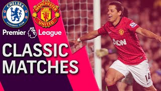 Chelsea v. Man United | Premier League Classic Match | 10/28/2012 | NBC Sports