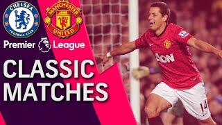 Chelsea v. Man United   Premier League Classic Match   10/28/2012   NBC Sports