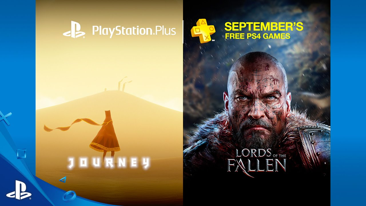 PlayStation Plus: Free Games for September 2016