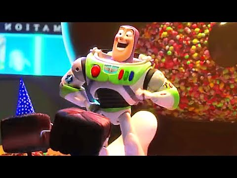 "WRECK IT RALPH 2 ""Special Toy Story 4 Look"" Trailer (Animation, 2018)"