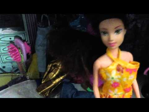 Doll video: The Fashion Show part 2