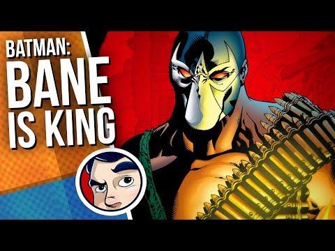 """Batman No Mans Land """"Bane is King…"""" – Complete Story   Comicstorian"""