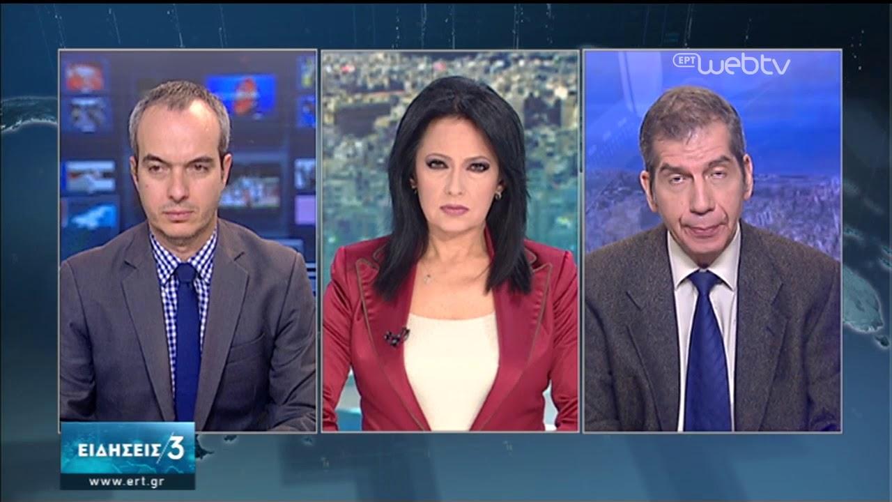 Διπλωματική αντεπίθεση της Αθήνας ενόψει της διάσκεψης του Βερολίνου | 18/01/2020 | ΕΡΤ