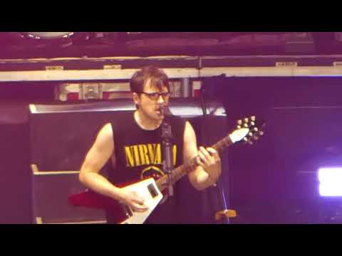 Weezer - Susanne (The Forum, Los Angeles CA 8/8/18)