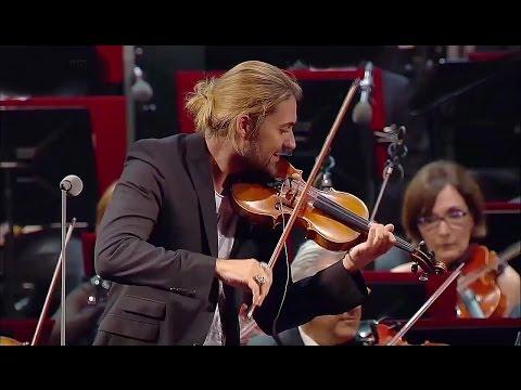 ביצוע נהדר של הכנר דייוויד גארט לצ'רדש ההונגרי