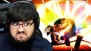 INSANE Online Luigi Player Destroys Me In Super Smash Bros. Ultimate