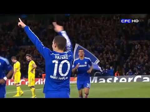 Eden Hazard - All 80 Goals for Chelsea