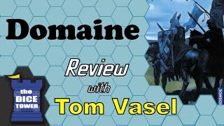 Domaine Review - with Tom Vasel