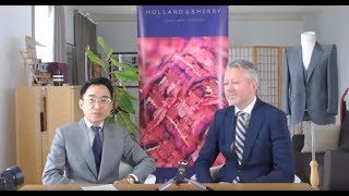 Interview with Mark Graham of Holland & Sherry