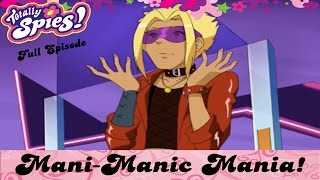 ManiManiac Much Episode 11 Series 4 A former famous manicurist has plotted